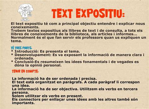 Textos funcionals | Aula de català | TIPOLOGIES TEXTUALS ...