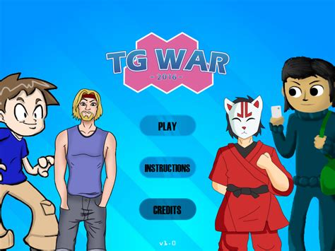 TG War 2016   The Fighting Game by undercoversam on DeviantArt