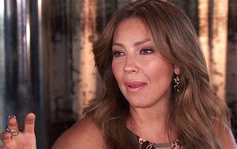 Thalía pone en vergüenza a Verónica Castro   MassMéxico