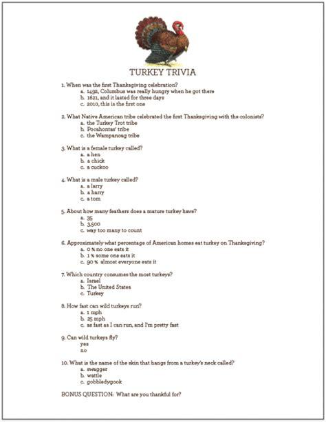 Thanksgiving quiz for the table | Accion de gracias, Dar ...