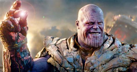 Thanos clasificado como el villano de película más popular ...