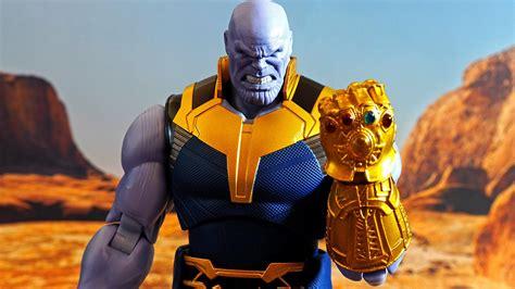 Thanos, come utilizzare il guanto magico nell easter egg ...