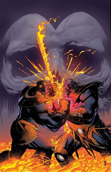 Thanos conquiert son plus grand ennemi dans la finale du ...