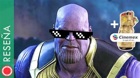 Thanos: La película   YouTube