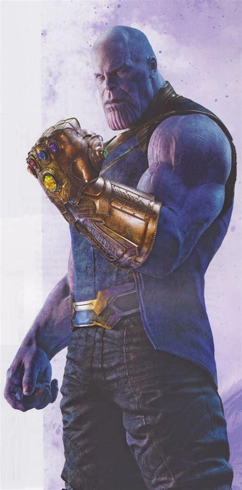 Thanos  MCU    Personajes de ficción database Wiki   Fandom