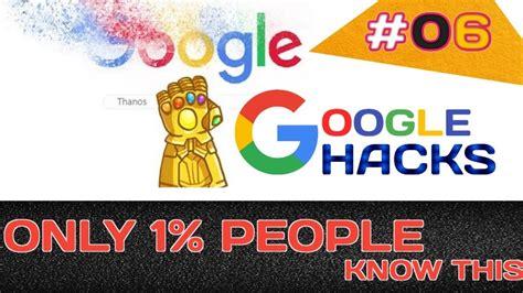 Thanos Snap Trick   Google Trick   Part   6   #shorts # ...