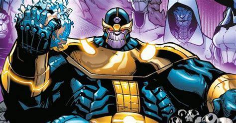 Thanos tendrá su propia película   Entretenimiento ...