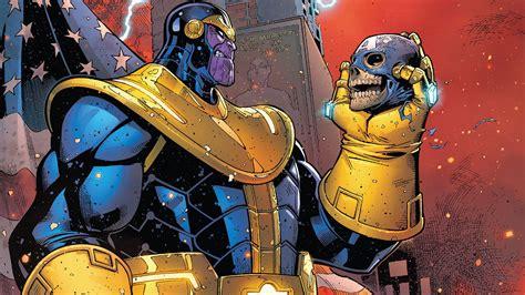 Thanos tiene ahora una nueva vida en los cómics de Marvel ...