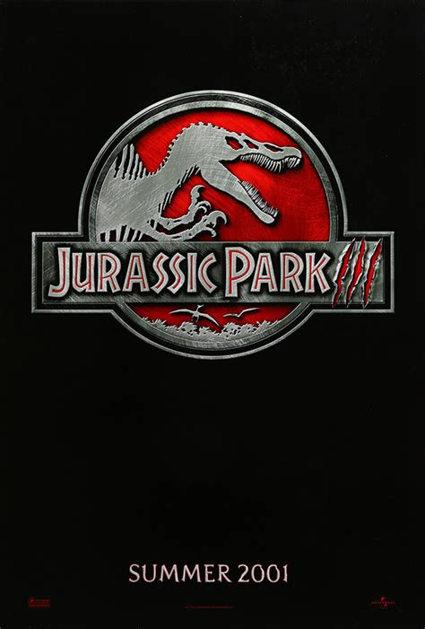 The 10 Best Jurassic Park Movie Posters, Ranked ...
