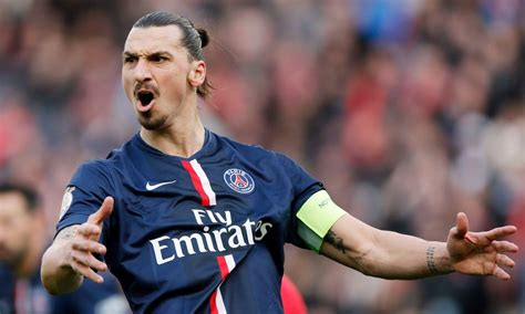 The 10 most ludicrous things Zlatan Ibrahimovic has ever ...
