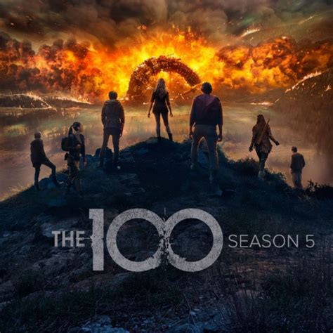 The 100  Season 5 News: Episode Titles and Trailer Images ...