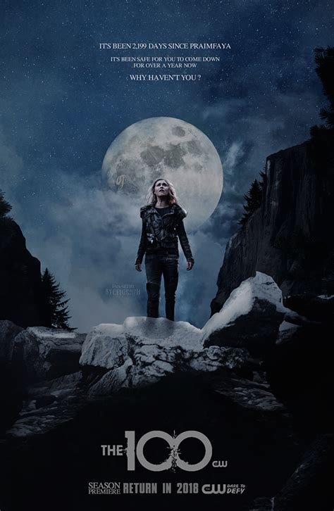 The 100 season 5 | The 100 poster, The 100 quotes, The 100 ...