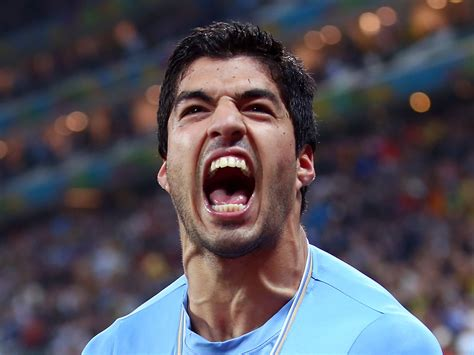 The 12 Most Outrageous Things Luis Suarez, Soccer s ...