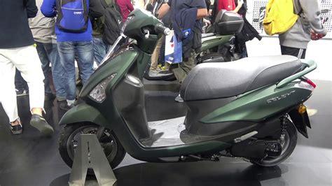 The 2020 YAMAHA D ELIGHT 125cc scooter   YouTube