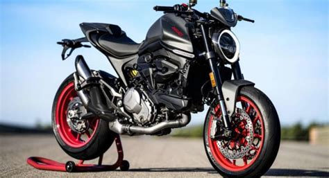 The 2021 Ducati Monster is Lighter, More Powerful and ...