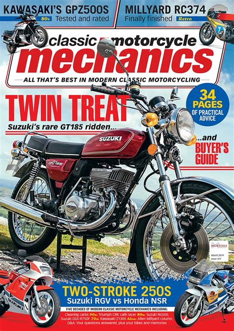 The 5 Best Classic Motorcycle Magazines | Pocketmags Discover