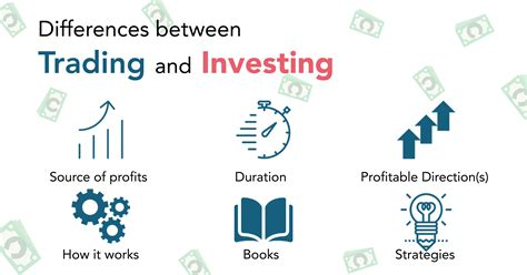 The 6 Key Differences Between Trading and Investing You ...