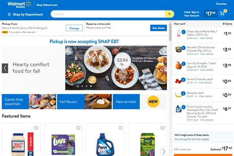 The 8 Best Online Grocery Shopping Sites in 2021