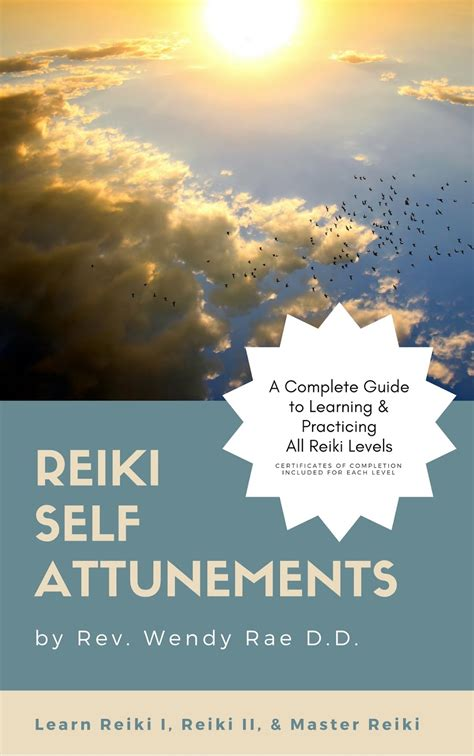 The Alchemy of Enlightenment: Reiki Self Attunements ...