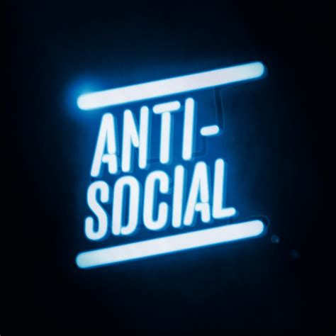 The All Too Real Struggle of Antisocial People | Identity ...