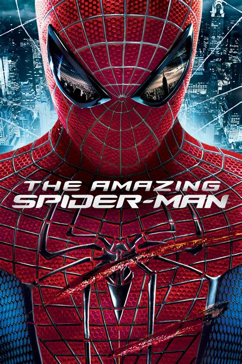 The Amazing Spider Man Movie Poster   ID: 147468   Image Abyss