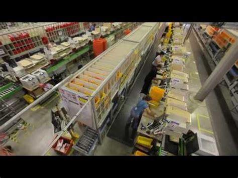 The Amazon.co.uk fufilment centre   YouTube