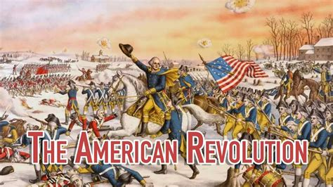 The American Revolution Facts | American Revolutionary War ...