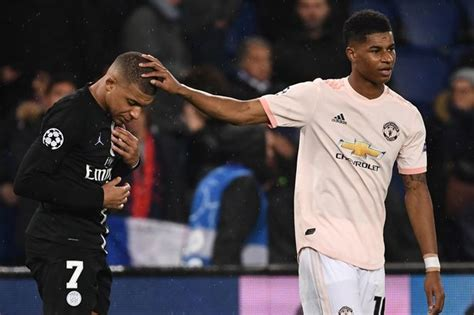 The areas Manchester United s Marcus Rashford rates higher ...