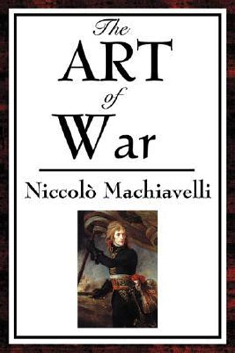 The Art of War by Niccolo Machiavelli  Hardcover ...