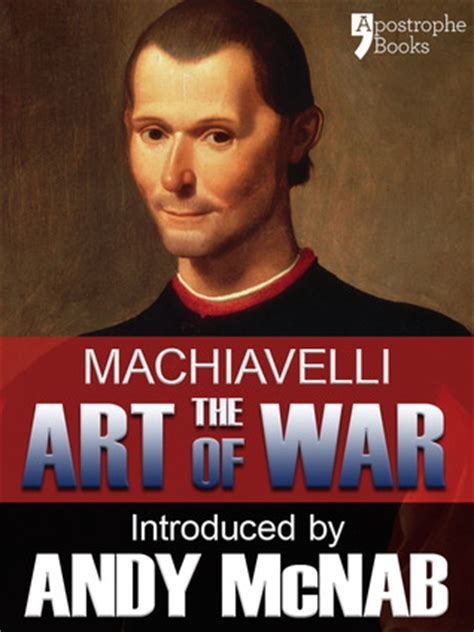 The Art of War by Niccolò Machiavelli