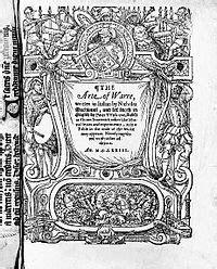 The Art of War  Machiavelli  | Military Wiki | FANDOM ...
