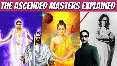 The Ascended Masters Explained   What Is An Ascended ...