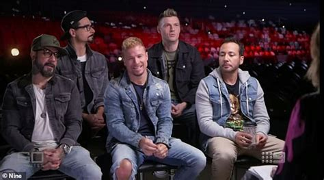 The Backstreet Boys on finding fame at a young age and ...