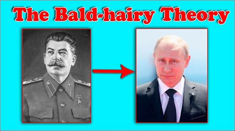 The Bald   hairy Theory of Russian and USSR Leaders. It s ...