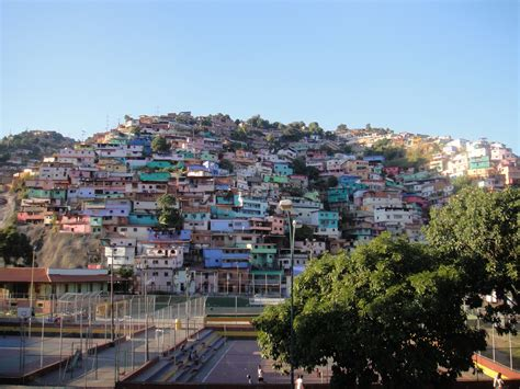 The Barrios Of Caracas, Venezuela   The Velvet Rocket
