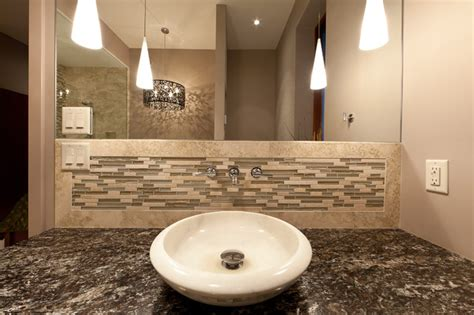 the Bauhaus Bathrooms   Contemporary   Bathroom   edmonton ...