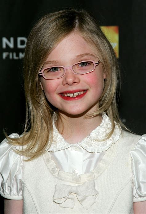 The Beauty Evolution of Elle Fanning: From Baby Sis to ...