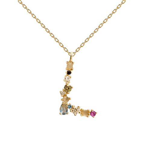 The best alphabet necklaces to shop now
