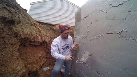 The Best Basement Waterproofing: Easy   DIY Coating ...