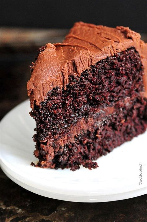 The Best Chocolate Cake Recipe {Ever}   Cooking | Add a Pinch