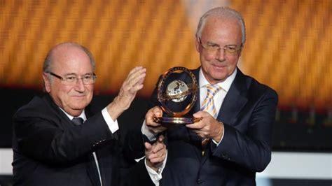 The Best FIFA Football Awards   News   Beckenbauer ...