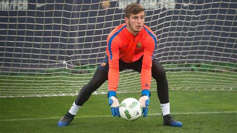 The best goalkeepers in La Masia   2019