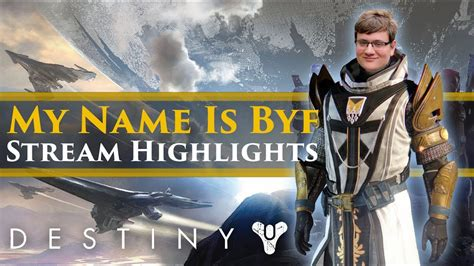 The Best of Byf! My Name Is Byf s Funny Stream Highlights ...