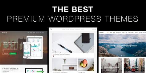 The Best Premium WordPress Themes of 2019