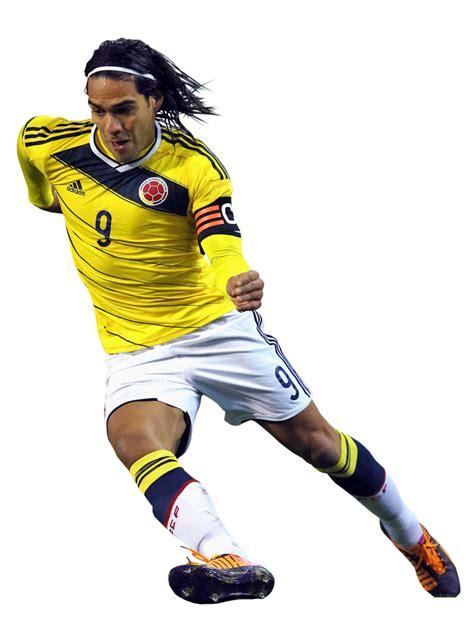 The Best Renders: Radamel Falcao García