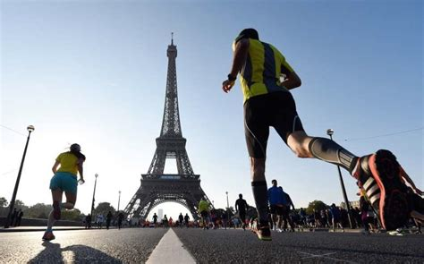 The Best Running Route To See Paris | Men s Health Singapore