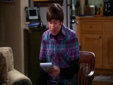 The Big Bang Theory Español partida diccionario Klingon ...