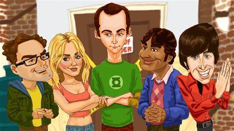The Big Bang Theory HD Wallpaper | Background Image ...