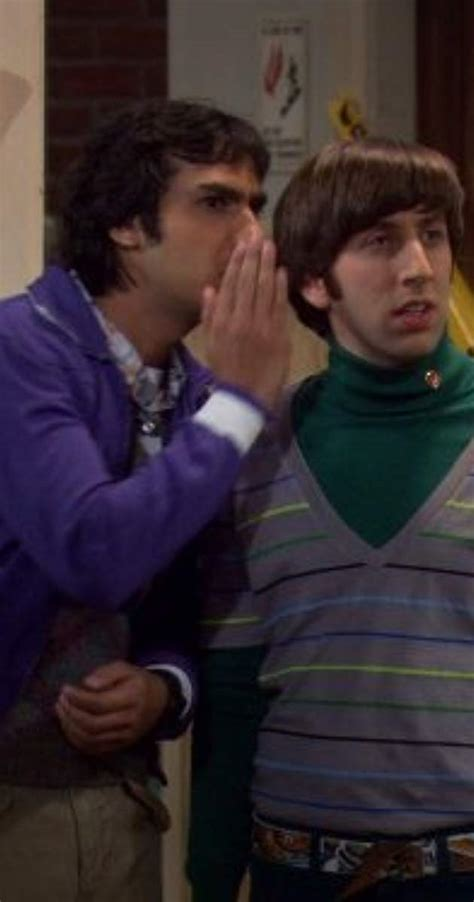 The Big Bang Theory  The Loobenfeld Decay  TV Episode ...