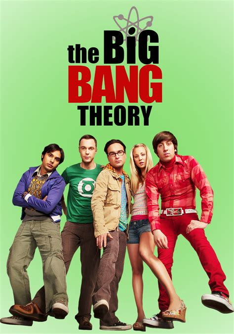 The Big Bang Theory | TV fanart | fanart.tv